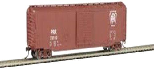 Bachmann Industries 50' Sliding Door Box Car PRR, HO Scale