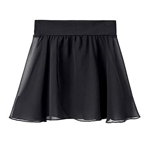 STELLE Ballet/Dance Chiffon Wrap Skirt for Toddler/Girls/Women