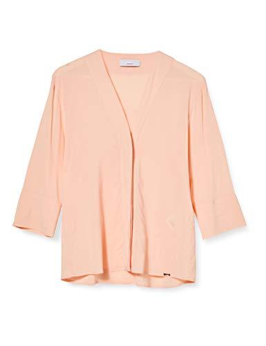 CINQUE Damen CIPALARE Bluse, Gelb (Mittel Gelb 34), (Herstellergröße: 36)