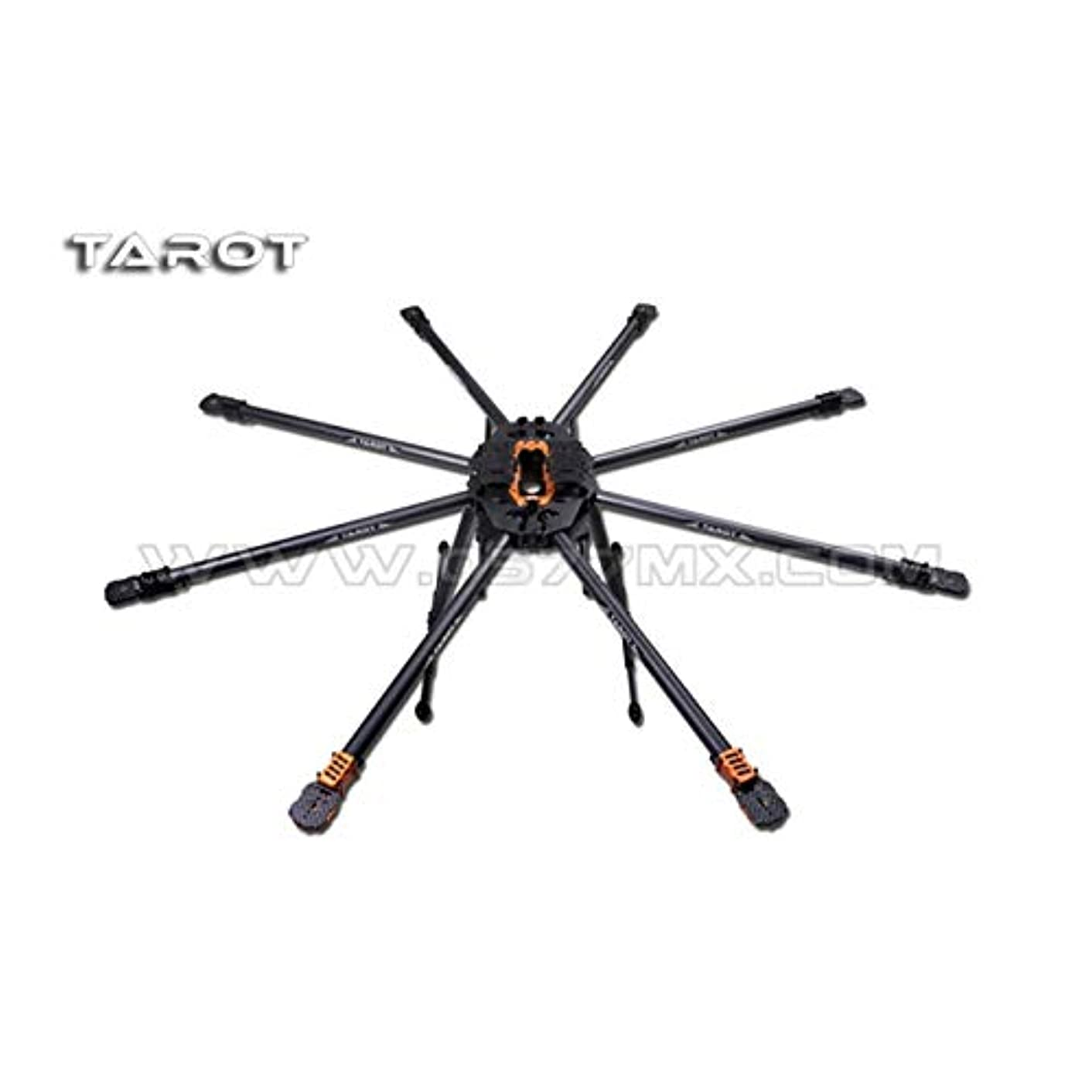 Yoton Accessories RC Multi Rotor Helicopter Tarot T15 Pure 3K Carbon Folding Type Octa Copter Main Frame kit FPV TL15T00
