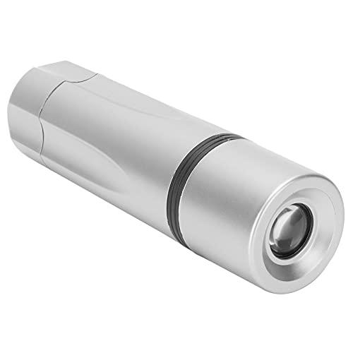 Linterna, linterna táctica LED resaltada para colgar en la pared, linterna de mano para acampar al aire libre senderismo emergencia
