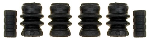 ACDelco 18K2071 Professional Front Disc Brake Caliper Rubber Bushing Kit with Seals and Bushings