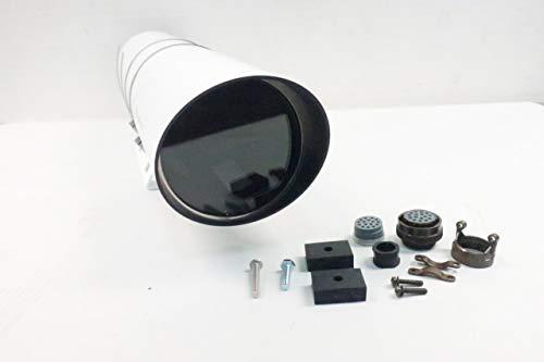 Amazing Deal VIDEOLARM AP21CH2 PRESSURIZED Outdoor Tubular Camera HOUSING