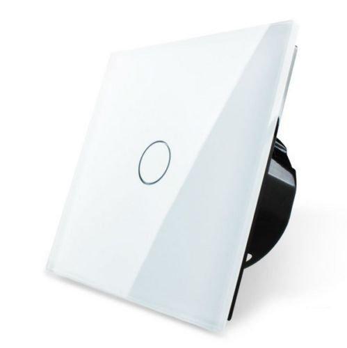 Lichtschalter Touch mit Zeitschaltung,Timer Function, Glas VL-C701T-11 NEU