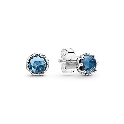 PANDORA Women Sterling silver Earrings - 298311NMB