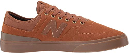 Zapatos New Balance Numeric 379 Marron-Gum- Jake Hayes (EU 45.5 / US 11.5, Marron)