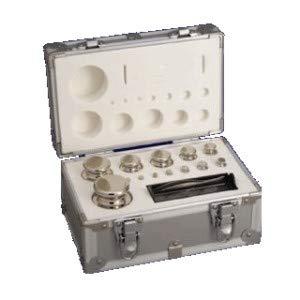 新光電子(大正天びん) セット分銅 (JISマーク付OIML型円筒分銅) 1kgセット M1級(2級) M1CSO-1KAJ