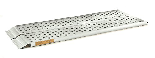 Lund 602006 Bi-Fold 77' Loading Ramp, 1500-Pound Capacity