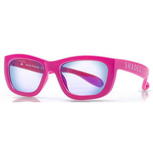 SHADEZ Mädchen Shz 107 Brillengestell, Rosa (Pink), Small (Herstellergröße: 3-7 Jahre)