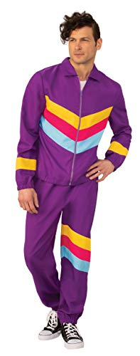 Bristol Novelty Shell pak mannelijke kostuum XL Meerkleurig