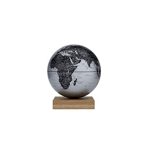 emform Platon Globo magnético, tamaños Plateado Mate 300 mm