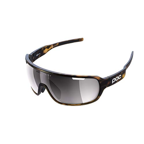 POC Do Blade Occhiali da Sole, Unisex-Adulto, Tortoise Brown/Marrone, VSI