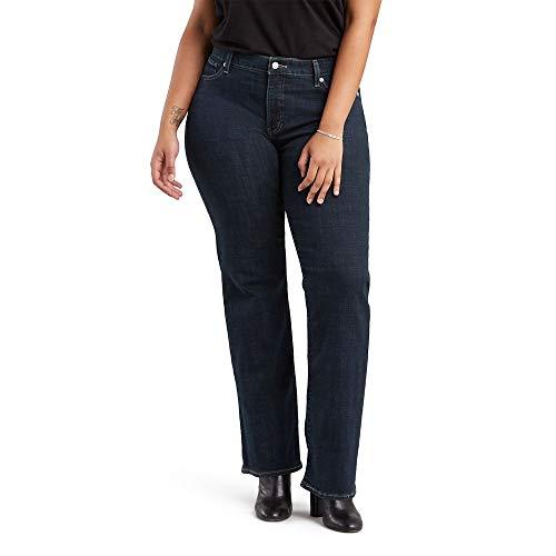 Levi's Women's Plus-size Plus-Size 415 Classic Bootcut Jeans Pants,...