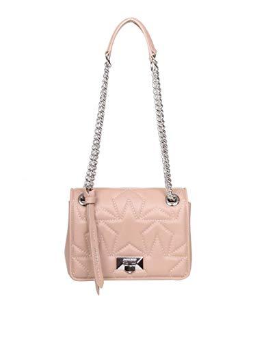 Jimmy Choo Luxury Fashion Donna HELIASTMNPINK Rosa Borsa A Spalla   Primavera Estate 19