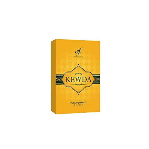 Exotix Fragrance Attar KEWDA Premium Perfume for Men & Women (6 ml)