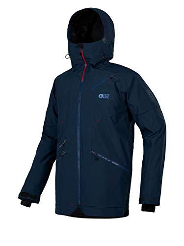 Picture Organic Zephir Snow Jacket Small Dark Blue