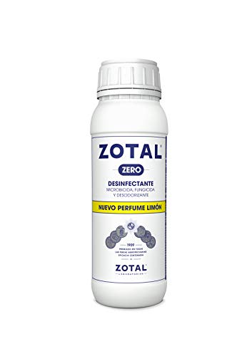 Zotal Insect Zotal Zero 500 Ml Limon Domest 3 Unidades 500 ml