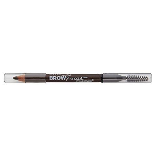 Maybelline Brow Precise Eyebrow Pencil - Deep Brown