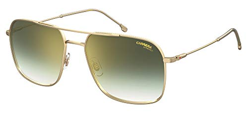 Carrera Gafas de sol 247 / S J5G / D6 Gafas de sol Hombre color Oro verde medida de la lente 58 mm