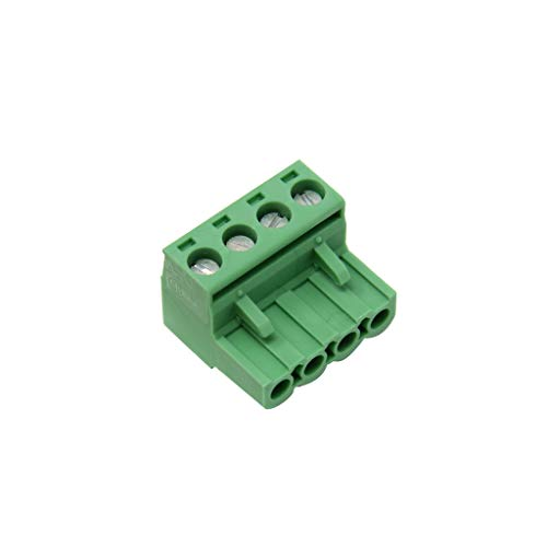 MSTB 2,5/4-ST-5,08 1757035 Pluggable terminal block 5.08mm ways: 4 straight plu
