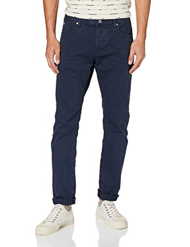 Scotch & Soda Ralston-Garment Dyed Colours Jeans, Blue 0002, 29W/ 30L Uomo