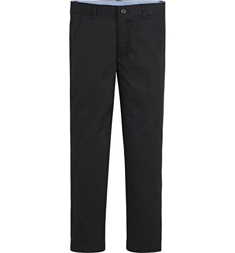 Boys Pull Up//Zip Clip Elasticated Trouser Uniform School shorts Trouser Size3-11