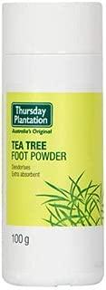 Thursday Plantation Tea Tree Foot Powder - 3.5 OZ