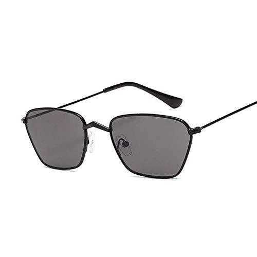 IRCATH Gafas de Sol de Ojo de Gato para Mujer, Montura pequeña Retro de Verano Bonita, Gafas de Sol de Ojo de Gato Negro y Rojo, Gafas de Pesca, Golf, Ciclismo, Senderismo-C5