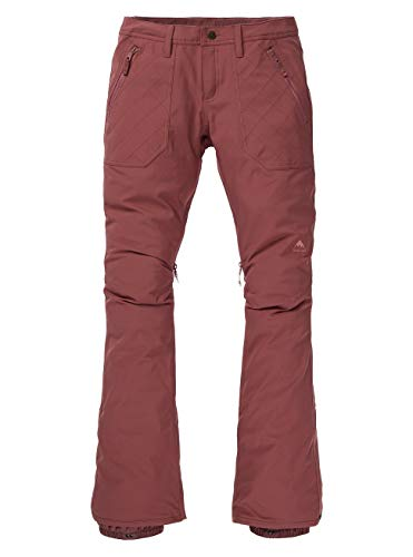 Burton Damen Vida Snowboardhose, Rose Brown, M