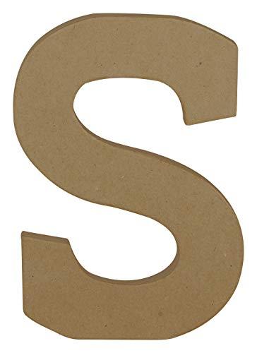 Décopatch AC870C Paper Mache Item, Brown, 14.5x2.5x20cm