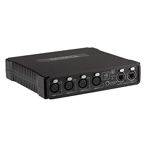 Briteq BT-NODE24 Art-Net and sACN DMX node (5-pin XLR)