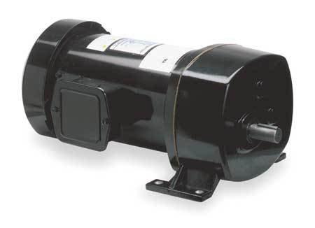 DC Gearmotor, 144 rpm, 90V, TEFC