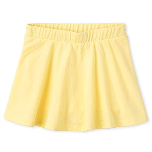The Children's Place Baby Girls' Matchable Skorts, Sun, 2T