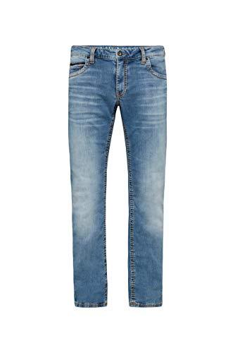 Camp David Herren Comfort Fit Jeans CO:NO im Retro Style
