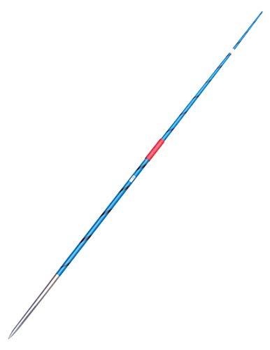Hashco Aluminum Javelin for Practice Double Colour 800 GRM