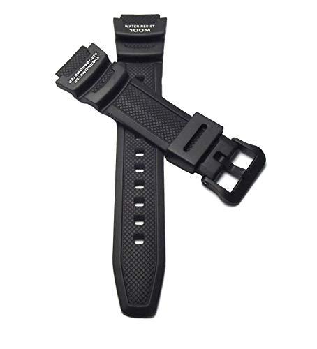 Casio - Cinturino originale per orologio SGW-400H-1BVH, SGW-300H-1AVH