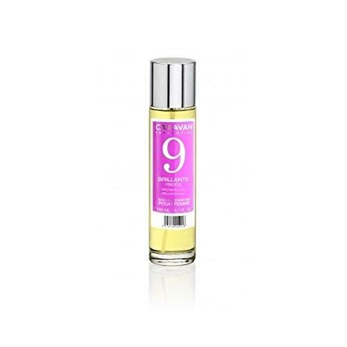 CARAVAN FRAGANCIAS nº 9 - Eau de Parfum con vaporizador para Mujer - 150 ml