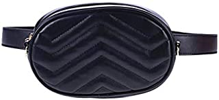 Women Waist Fanny Pack Belt Bag Women Leather Waist Bag-x