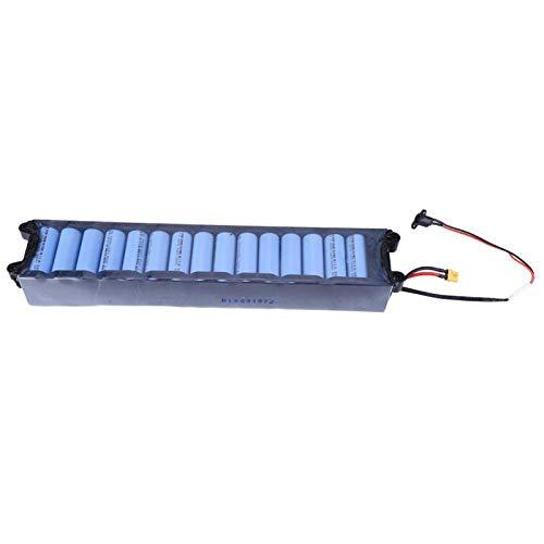 DSJSP Batería Recargable de Carga rápida 36V 6.6AH para Scooter eléctrico 1: 1 1: 2 Luz roja Cuando se Carga, luz Verde Cuando está Completamente cargada