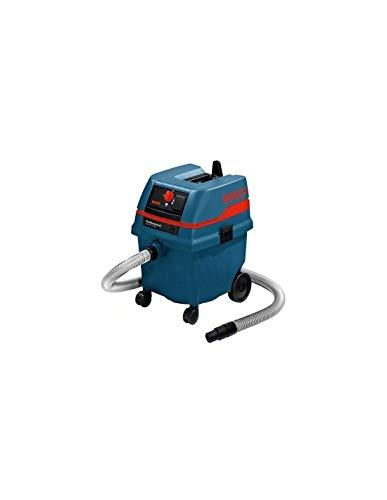 Bosch Professional Aspirateur pour solides et liquides GAS 25 L SFC (1200 W, 12,7 kg, Contenance nette de la cuve : 20 l, pack d'accessoires)
