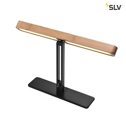 SLV VINCELLI D TL, LED Indoor Tischleuchte, bamboo, 2700K