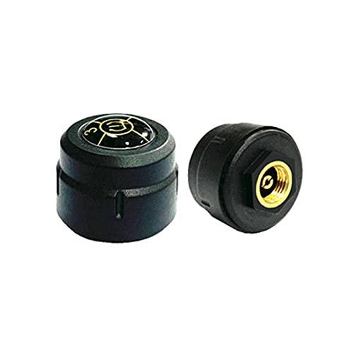 Monitoreo De Motocicleta Monitorización De La Presión De Los Neumáticos Versión Bluetooth Medidor Corto De Presión De Neumáticos Digital De Mano Accesorios