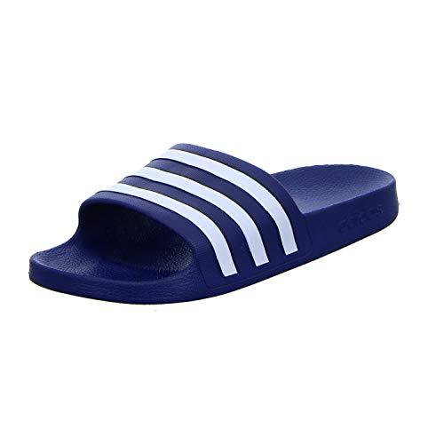 adidas Adilette Aqua Chanclas Unisex Adulto, Azul Navy F35542, 38 EU