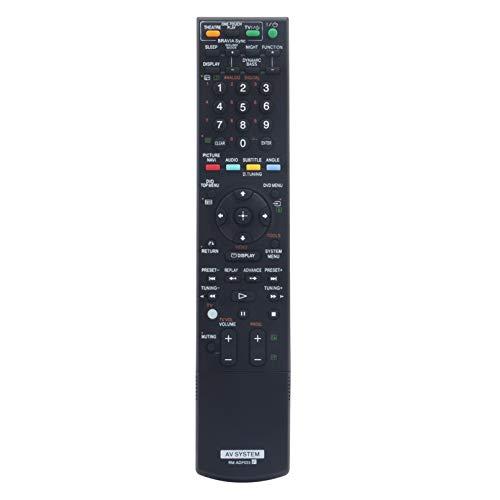 ALLIMITY RM-ADP023 Sostituzione del Telecomando per Sony DVD Home Cinema System DAV-DZ777K DAV-DZ665K DAV-DZ670K RMADP023 DAVDZ777K DAVDZ665K DAVDZ670K