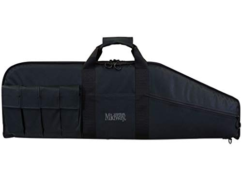 MidwayUSA Heavy Duty Tactical Rifle Case 46' Black