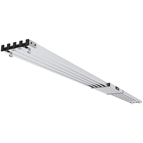 Little Giant Ladders, 9-15 ft. Telescoping Plank, Ladder Accessory, Aluminum, (10915)