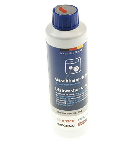 Bosch 00311994 - Dishwasher Care 250ml - Removes Grease And Limescale