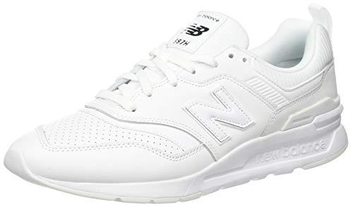 New Balance Cm997hv1, Zapatillas para Hombre, Blanco (White White), 42 EU