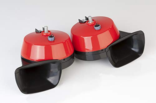 Preisvergleich Produktbild HP-Autozubehör 10710 2-Klang Elektrofanfare 12 V