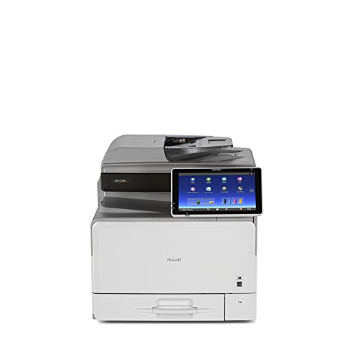 Ricoh MP C306 Color Laser Multifunction Printer - A4, 31ppm, Copy, Print, Scan, Duplex, Network, 1 Tray